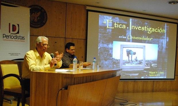 Panel Ética e Investigación