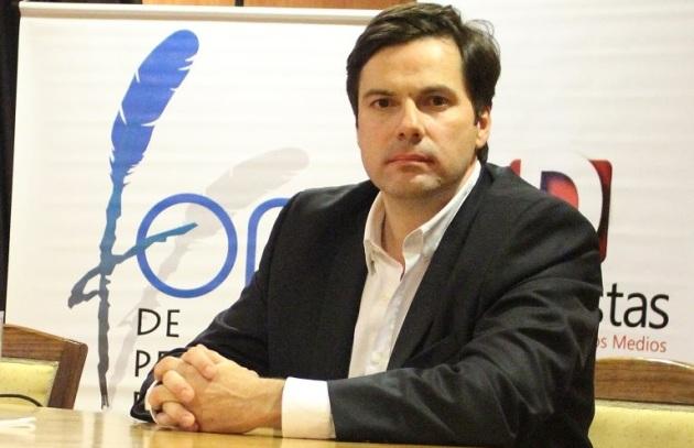 Mariano Vico. Foto de Gabriela Cuevas