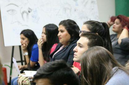 Debate.Mujeres en el Periodismo Deportivo.Paraguay.34