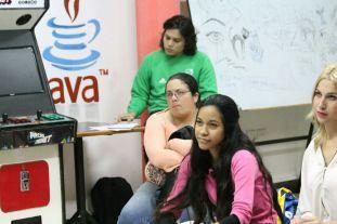 Debate.Mujeres en el Periodismo Deportivo.Paraguay.41