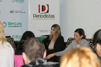 Debate.Mujeres en el Periodismo Deportivo.Paraguay.7