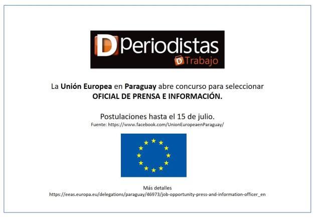 DPeriodistas_Union_Europea